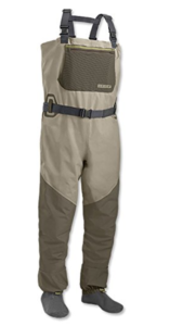 orvis stocking-foot wader