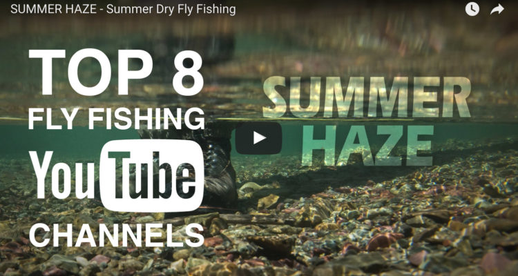 Top 8 best fly fishing youtube channels for Fishing youtube channels